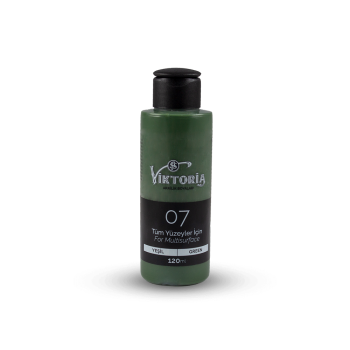 Viktoria Multisurface Akrilik Boya Yeşil